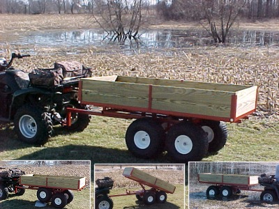 Country Manufacturing, Inc. Off Road ATV Trailers