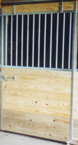 Galvanized Horse Stall Kits On Sale Horse Equipment By
