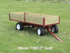 Farm Utility Wagons Utility Dump Trailers By Country Mfg