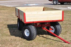 Atv Wagons Made In The Usa By Country Mfg
